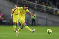 Jordan VERETOUT  - 13.12.2014 - Nantes / Bordeaux - 18eme journee de Ligue1<br />Photo : Vincent Michel / Icon Sport