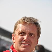 Eddie Cheever at Indycar May 2011 - Indianapolis