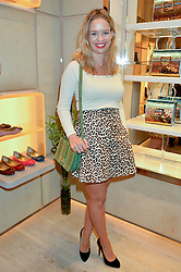 MARISSA HERMER at the Roger Vivier 'The Perfect Pair' Frieze cocktail party celebrating Ambra Medda & 'Miss Viv' at the Roger Vivier Boutique, Sloane Street, London on 15th October 2014.