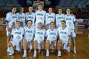 DESCRIZIONE : Venezia Additional Qualification Round Eurobasket Women 2009 Italia Croazia<br /> GIOCATORE : Team Italia<br /> SQUADRA : Nazionale Italia Donne<br /> EVENTO : Italia Croazia<br /> GARA :<br /> DATA : 10/01/2009<br /> CATEGORIA : <br /> SPORT : Pallacanestro<br /> AUTORE : Agenzia Ciamillo-Castoria/M.Gregolin<br /> Galleria : Fip Nazionali 2009<br /> Fotonotizia : Venezia Additional Qualification Round Eurobasket Women 2009 Italia Croazia<br /> Predefinita :