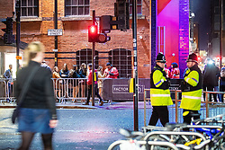 "© Licensed to London News Pictures . 13/12/2019 . Manchester , UK . GV of FAC251 nightclub (also known as "" The Factory "") on Princess Street in Manchester City Centre . Sinaga was living in Montana House and committed many of his offences after finding victims outside nearby clubs . Reynhard Sinaga has been convicted of over a hundred serious sexual assaults , including the rape of dozens of young men whom he lured to his flat from outside nightclubs in Manchester City Centre , making him one of the most prolific sex offenders ever to have been tried and convicted . Photo credit : Joel Goodman/LNP"