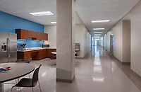 Interior Photo of Easton Readiness Center in MD by Jeffrey Sauers of CPI Productions