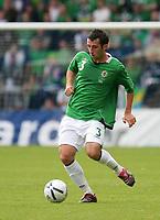 Photo: Andrew Unwin.<br />Northern Ireland v Iceland. European Championships 2008 Qualifying. 02/09/2006.<br />Northern Ireland's Tony Capaldi.