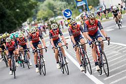 Team Bahrain Merida during Stage 2 of 24th Tour of Slovenia 2017 / Tour de Slovenie from Ljubljana to Ljubljana (169,9 km) cycling race on June 16, 2017 in Slovenia. Photo by Vid Ponikvar / Sportida