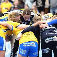HBALL: 01-11-2017 - Nykøbing F. Håndboldklub - Ringkøbing Håndbold - Dameligaen 2017-18