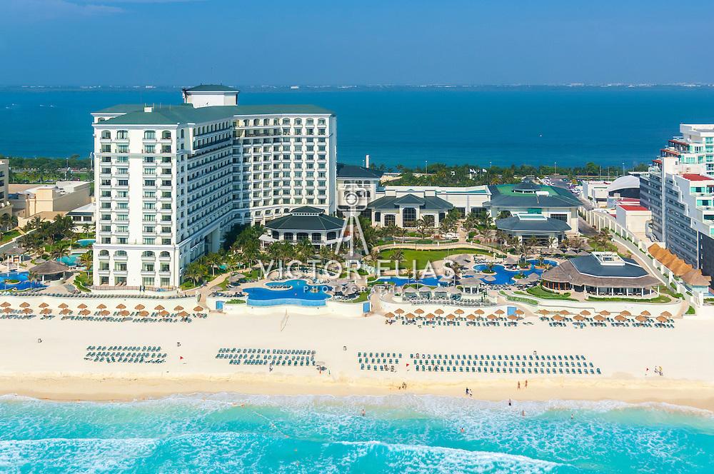 JW Marriott Cancun. Quintana Roo, Mexico.