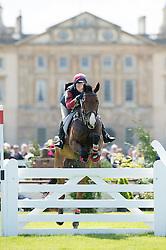 Lockwood Louisa, (GBR), Ballyfarris Flight<br /> Cross Country<br /> Mitsubishi Motors Badminton Horse Trials - Badminton 2015<br /> © Hippo Foto - Jon Stroud<br /> 09/05/15