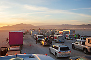 No traffic. My Burning Man 2019 Photos:<br />