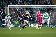 Dundee&rsquo;s James Vincent - Celtic v Dundee in the Ladbrokes Scottish Premiership at Celtic Park, Glasgow. Photo: David Young<br /> <br />  - &copy; David Young - www.davidyoungphoto.co.uk - email: davidyoungphoto@gmail.com
