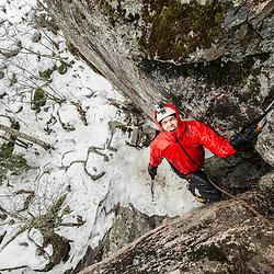 Finland Ice Climbing 2015