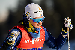 March 2, 2018 - Lahti, FINLAND - 180302 Hanna Falk of Sweden during a training session ahead of the FIS Cross-Country World Cup on March 02, 2018 in Lahti. .Photo: Fredrik Varfjell / BILDBYRÃ…N / kod FV / 150069 (Credit Image: © Fredrik Varfjell/Bildbyran via ZUMA Press)