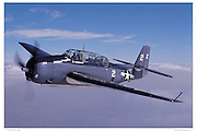TBM Avenger, Lt. George H.W. Bush.