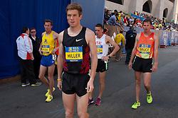 BAA Invitational Mile, elite men's runner-ups