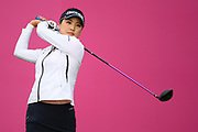 So Yeon Ryu (Kor) competes during the final round of LPGA Evian Championship 2018, Day 7, at Evian Resort Golf Club, in Evian-Les-Bains, France, on September 16, 2018, Photo Philippe Millereau / KMSP / ProSportsImages / DPPI