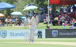 Pretoria 26-12-18. The 1st of three 5 day cricket Tests, South Africa vs Pakistan at SuperSport Park, Centurion. Day 1. Pakistan Babar Azam batting.<br /> Picture: Karen Sandison/African News Agency(ANA)