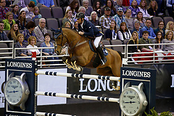 Lynch Denis, IRL, All Star<br /> Longines FEI World Cup Jumping Final III, Omaha 2017 <br /> © Hippo Foto - Dirk Caremans<br /> 02/04/2017