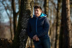 Portrait of Simon Hocevar, former kayak - canoe athlete, on December 11, 2019 in Tacen, Ljubljana, Slovenia. Photo by Vid Ponikvar/ Sportida