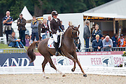 Alizee Roussel - Don Amour de Hus<br /> FEI World Breeding Dressage Championships for Young Horses 2012<br /> © DigiShots