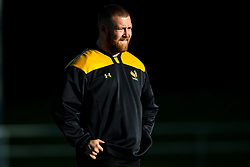Tom West of Wasps during training ahead of the European Challenge Cup fixture against SU Agen - Mandatory by-line: Robbie Stephenson/JMP - 18/11/2019 - RUGBY - Broadstreet Rugby Football Club - Coventry , Warwickshire - Wasps Training Session