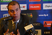 DESCRIZIONE : Roma 8 Luglio 2013 Conferenza stampa di presentazione Nuovo contratto Pianigiani ct e non solo<br /> GIOCATORE : Simone Pianigiani<br /> CATEGORIA : <br /> SQUADRA : <br /> EVENTO : Conferenza stampa di presentazione Nuovo contratto Pianigiani ct e non solo<br /> GARA : <br /> DATA : 08/07/2013<br /> SPORT : Pallacanestro <br /> AUTORE : Agenzia Ciamillo-Castoria/GiulioCiamillo<br /> Galleria : <br /> Fotonotizia : Roma 8 Luglio 2013 Conferenza stampa di presentazione Nuovo contratto Pianigiani ct e non solo<br /> Predefinita :