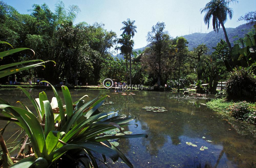 Rio de Janeiro, RJ, Brasil.  2004.Jardim Botanico./ Botanic Garden.Foto © Marcos Issa/Argosfoto