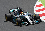 Lewis Hamilton of Mercedes AMG Petronas during the Spanish Formula One Grand Prix at Circuit de Catalunya, Barcelona<br /> Picture by EXPA Pictures/Focus Images Ltd 07814482222<br /> 14/05/2017<br /> *** UK &amp; IRELAND ONLY ***<br /> <br /> EXPA-EIB-170514-0104.jpg
