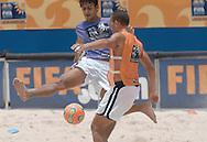 Football-FIFA Beach SoccerWorld Cup 2006- Group A- BRA-Official training in Rio's Arena. Rio de Janeiro. Brazil- 01/11/2006.<br />Mandatory credit-FIFA/ Marco Antonio Rezende.