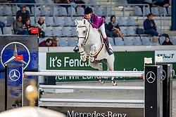 DINIZ Luciana (POR), Vertigo Du Desert<br /> Allianz-Preis<br /> CSI3* - Aachen Grand Prix, Springprüfung mit Stechen, 1.50m<br /> Grosse Tour<br /> Aachen - Jumping International 2020<br /> 06. September 2020<br /> © www.sportfotos-lafrentz.de/Stefan Lafrentz