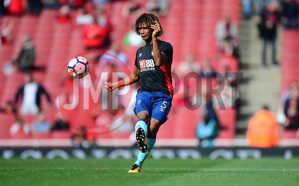 Nathan Ake of Bournemouth - Mandatory by-line: Alex James/JMP - 09/09/2017 - FOOTBALL - Emirates Stadium - London, England - Arsenal v Bournemouth - Premier League