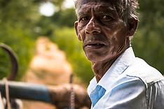 Habarana Portraits, Sri Lanka