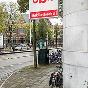 NLD/Amsterdam/20170928 - Openbare Bibliotheek Amsterdam aan het Roelof Hartplein in Amsterdam,