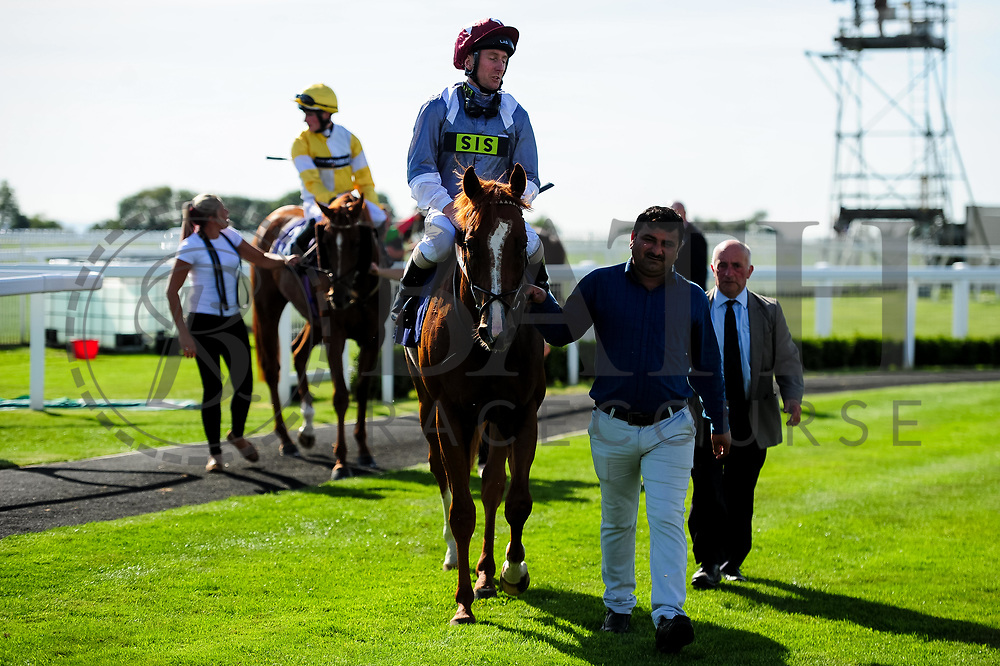 Numinous ridden by Martin Dwyer and trained by Henry Candy in the Sds/Ebf Novice Auction Stakes (Plus 10 Race) race.  - Ryan Hiscott/JMP - 14/09/2019 - PR - Bath Racecourse - Bath, England - Race Meeting at Bath Racecourse