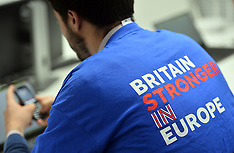 Britain Stronger In Europe Phonebank 23112015