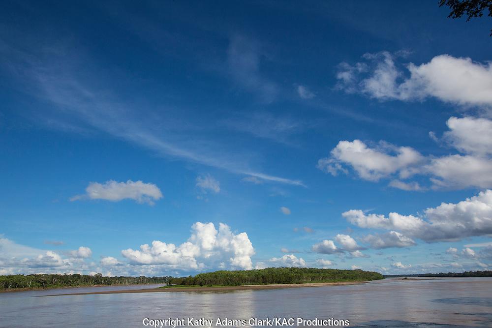 Inkaterra Amazonia;  Madre de Dios River; Peru; Reserva Ecologica Inkaterra; Tambopata National Reserve