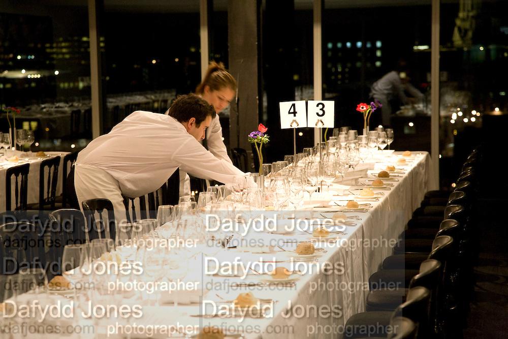 Rodchenko and Popova: Defining Constructivism. Tate Modern. London. 10 February 2009 *** Local Caption *** -DO NOT ARCHIVE -Copyright Photograph by Dafydd Jones. 248 Clapham Rd. London SW9 0PZ. Tel 0207 820 0771. www.dafjones.com<br /> Rodchenko and Popova: Defining Constructivism. Tate Modern. London. 10 February 2009