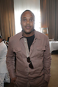 l to r: Bernard Bronner at The ABFF Luncheon Hosted by HSBC and Rush Philanthropic Arts held at The Delano in Miami Beach on June 27, 2009..The American Black Film Festival is an industry retreat and competitve marketplace for films and by and about people of color.