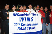2005 Baja 1000 Finish line