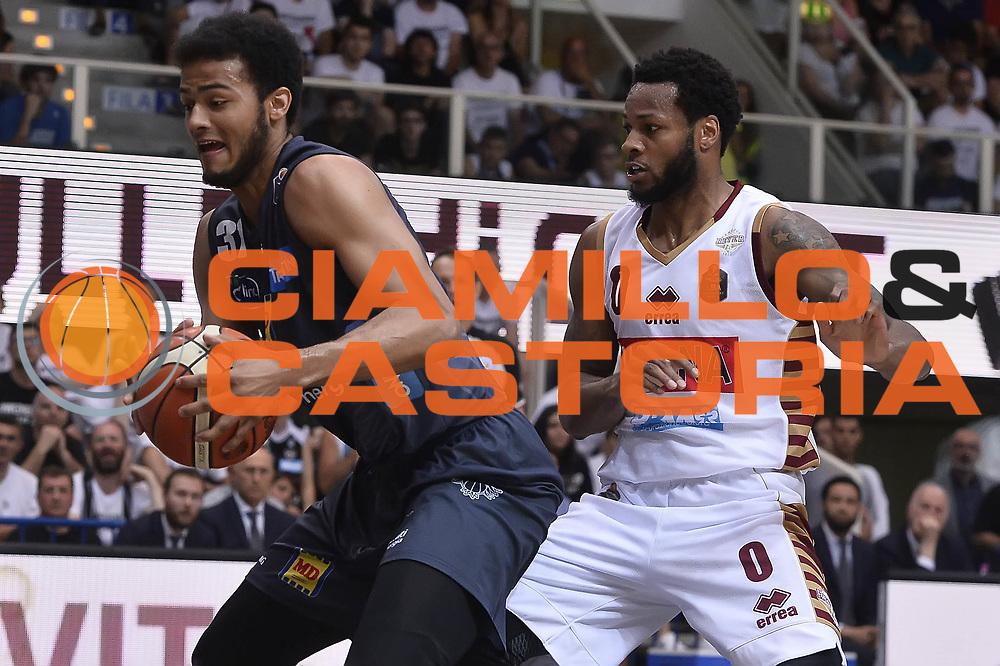 Shields Shavon<br /> Dolomiti Energia Aquila Basket Trento - Umana Reyer Venezia<br /> Playoff Gara 4<br /> Lega Basket 2016/2017<br /> Trento 16/06/2017<br /> Foto Ciamillo-Castoria