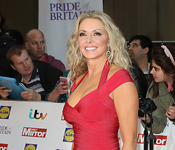Carol Vorderman, Pride of Britain Awards, Grosvenor House Hotel, London UK. 28 September, Photo by Richard Goldschmidt /LNP © London News Pictures