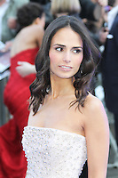 Jordana Brewster, The Fast And The Furious 6 - World Film Premiere, Empire Cinema Leicester Square, London UK, 08 May 2013, (Photo by Richard Goldschmidt)