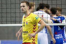 20161113 NED: Eredivisie, Draisma Dynamo - Abiant Lycurgus: Apeldoorn <br />Bart van Garderen <br />&copy;2016-FotoHoogendoorn.nl / Pim Waslander