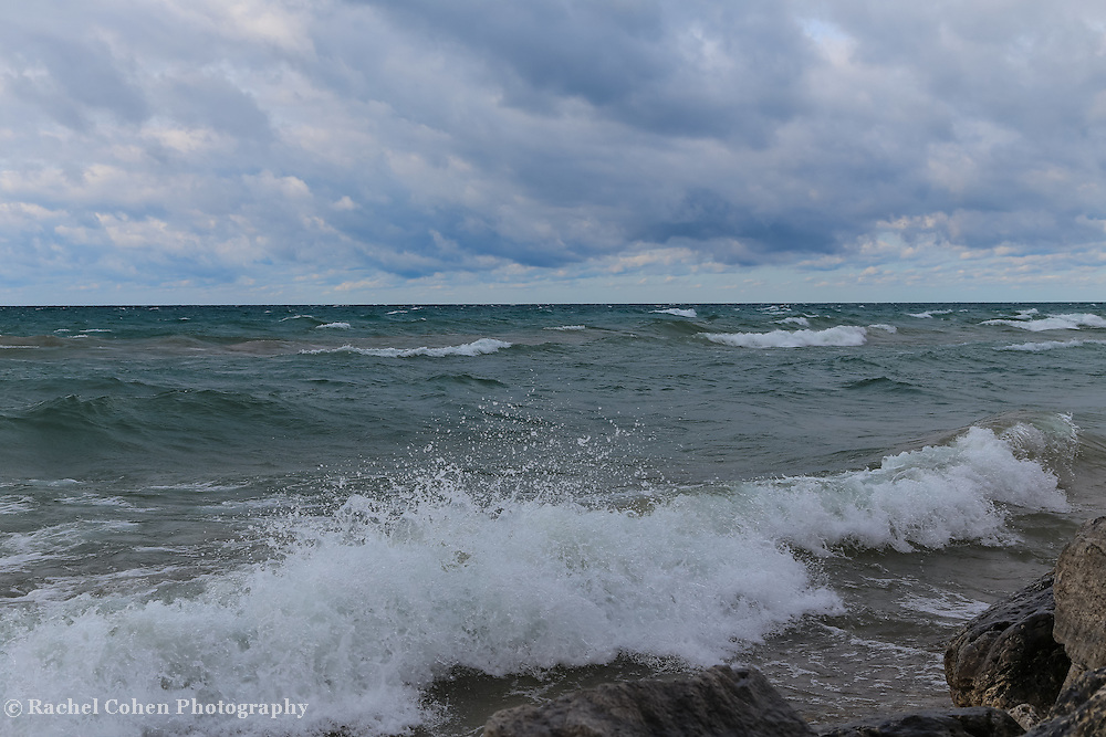 &quot;Layers Within the Surf&quot;<br />