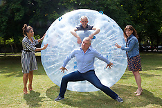 Paddy Power Zorb