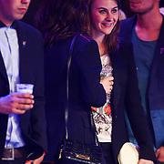 NLD/Amsterdam/20130418- Uitreiking 3FM Awards 2013, manager Carice van Houten