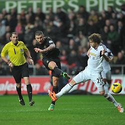Swansea City v Manchester City