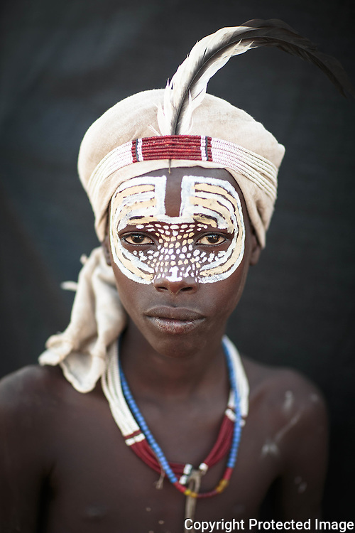 Ethiopia, Omo Valley, Erbore Tribe