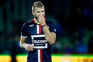17-10-2015 VOETBAL:FC GRONINGEN-WILLEM II:GRONINGEN<br /> <br /> Adam Nemec van Willem II teleurgesteld na afloop van de wedstrijd <br /> <br /> Foto: Geert van Erven