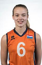 17-03-2017 NED:  Reportage pre jeugd Oranje, Arnhem<br /> Iris Vos