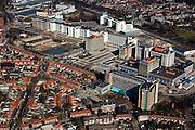 Nederland, Noord-Brabant, Eindhoven, 07-03-2010 ; ..luchtfoto (toeslag), aerial photo (additional fee required).foto/photo Siebe Swart