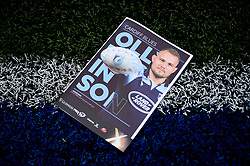The match day programme prior to kick off - Mandatory by-line: Ryan Hiscott/JMP - 05/10/2019 - RUGBY - Cardiff Arms Park - Cardiff, Wales - Cardiff Blues v Edinburgh Rugby - Guinness Pro 14